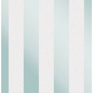 Blue Striped Wallpaper Youll Love Wayfaircouk
