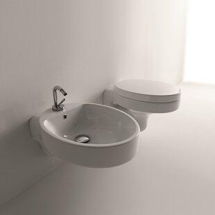 Cento Wall Hung Toilet Bowl