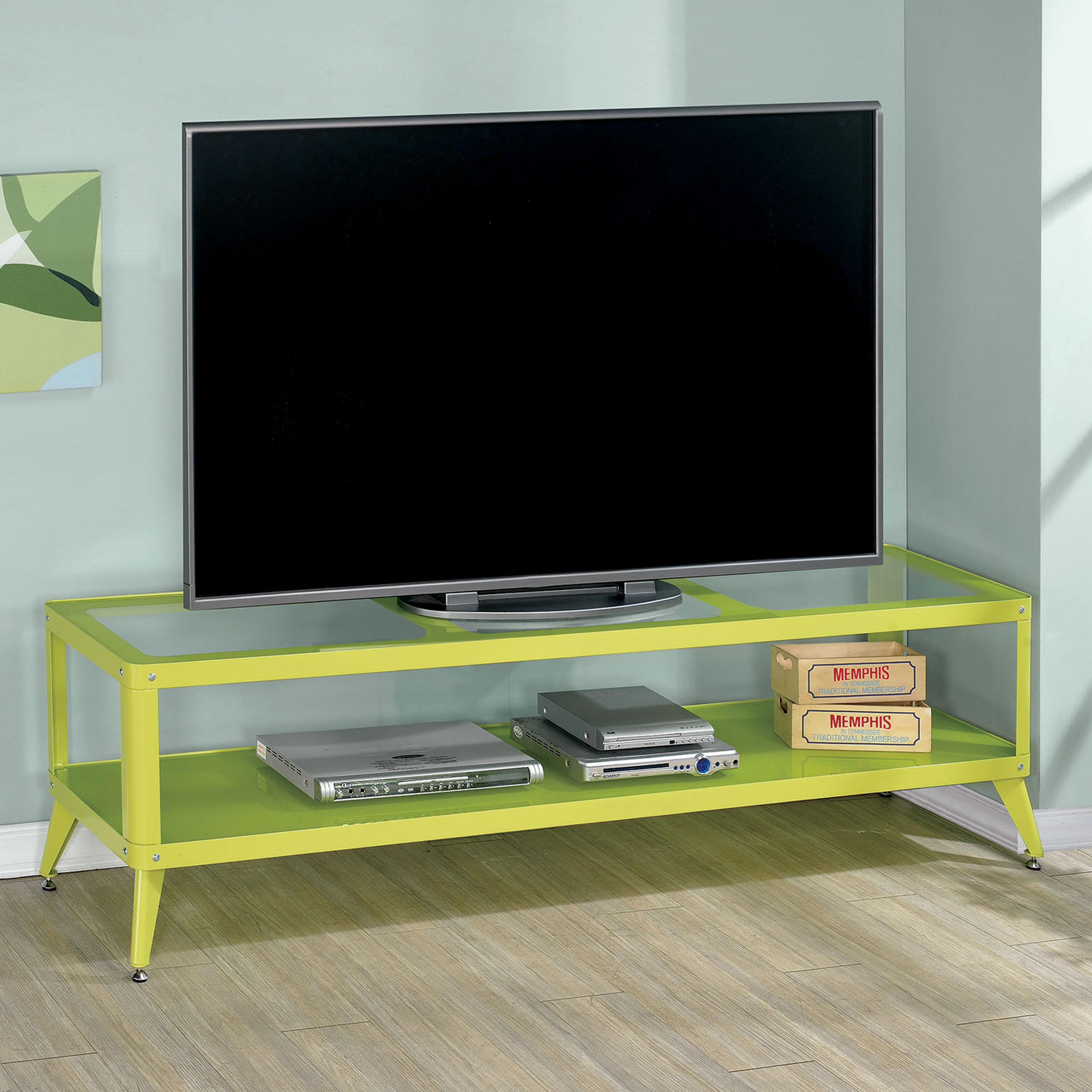 Latitude Run Franklinville Contemporary Tv Stand Reviews  # Contemporary Tv Stands