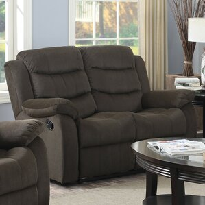 Red Barrel Studio Bragenham Reclining Loveseat