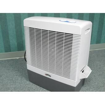 MasterCool 1600 CFM Evaporative Cooler with Remote & Reviews | Wayfair