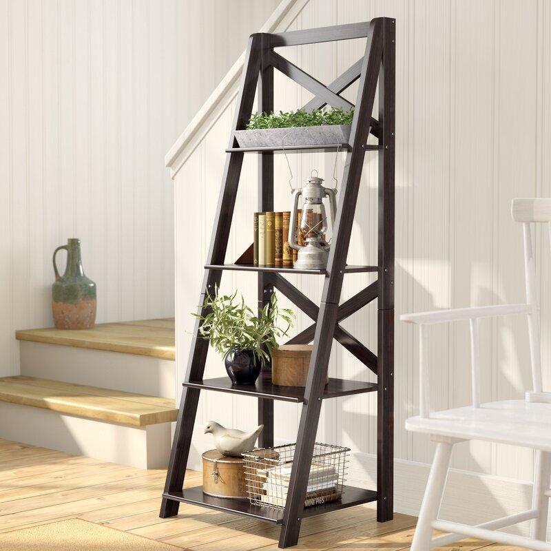 Kaitlyn Ladder Bookcase Amp Reviews Joss Amp Main