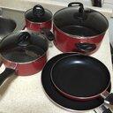 Basic Essentials 17 Piece Non Stick Kitchen Starter