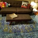 World Menagerie Tyrese Blue Area Rug Amp Reviews Wayfair Ca