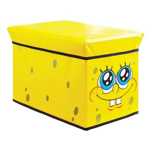 Spongebob Squarepants Storage Ottoman by Nic..
