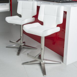 Patchin Adjustable Height Swivel Bar Stool
