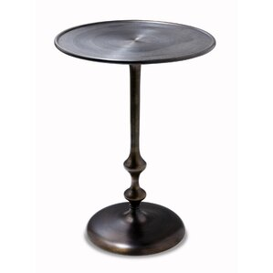 Abydos Turned End Table by Interlude