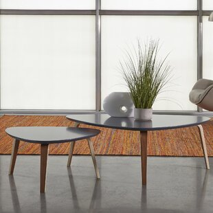 Two Tone End Table | Wayfair