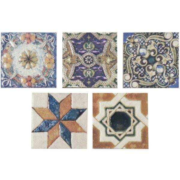 Hand Painted Tiles Youll Love Wayfair - Artisan tiles sale