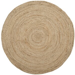 Mammoth Hand-Woven Natural Area Rug