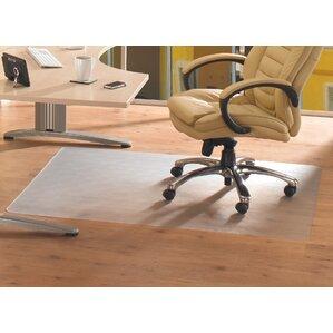 Anti Microbial Advantagemat Hard Floor Straight Edge Chair Mat