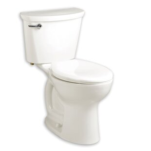 Cadet 1 28 Gpf Water Efficient Elongated Two Piece Toilet Seat Not Included