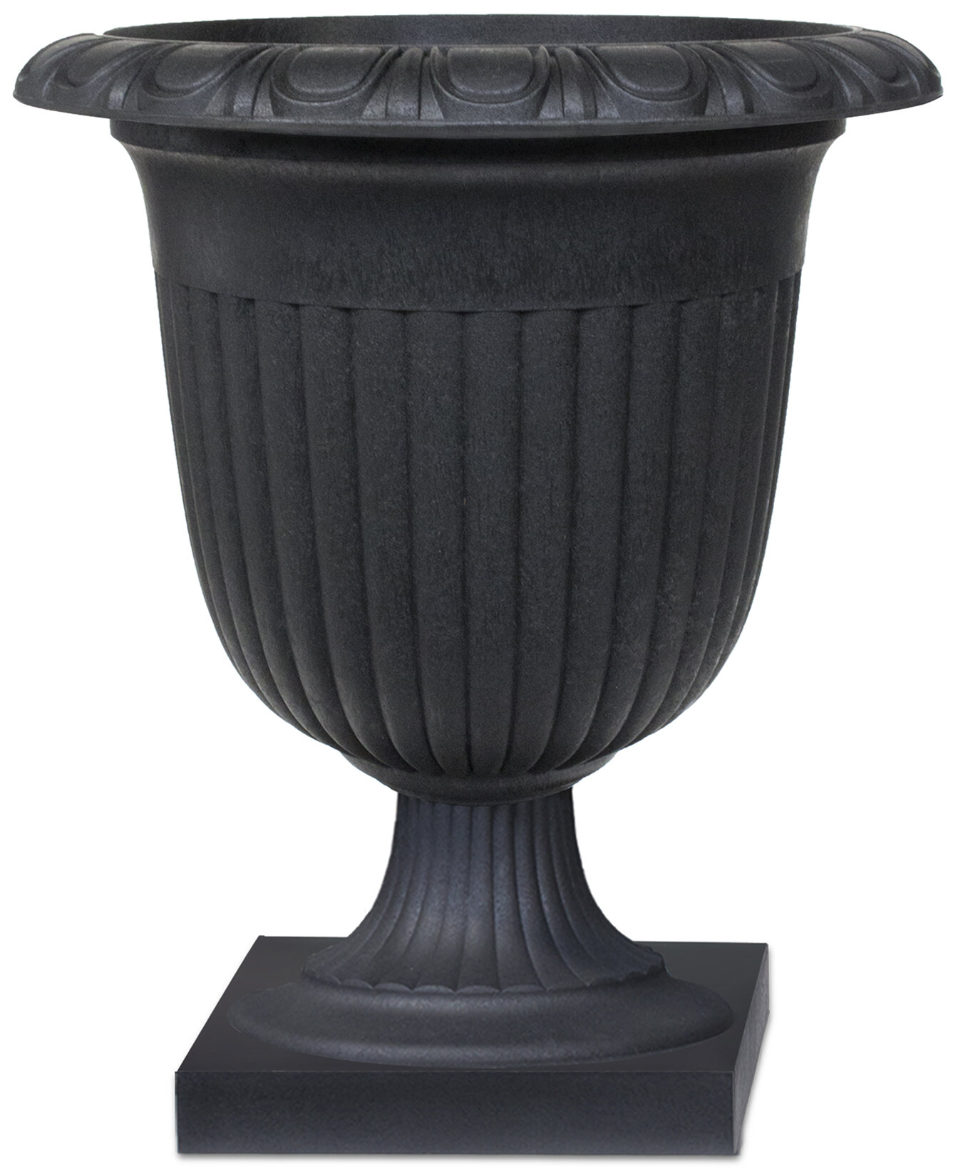 aurora hill with balsam p main by foliage planter urn pine