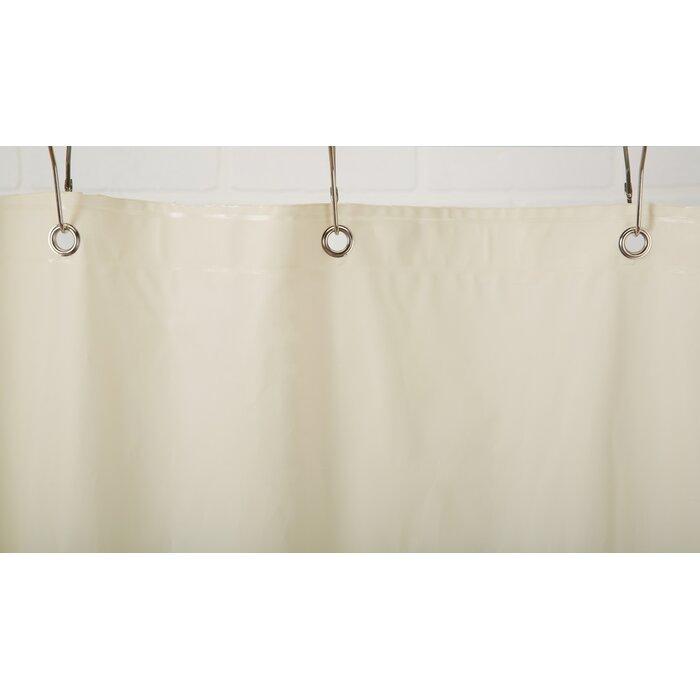 Home Fashion Designs Spa Bath Works Mildew Resistant 100 PEVA