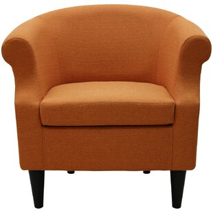 Modern U0026 Contemporary Orange Accent Chairs Youu0027ll Love | Wayfair