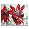 Desert Flowers by Olena Kosenko Graphic Art Wrapped on Canvas