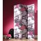 150cm x 120cm Street Wise 3 Panel Room Divider