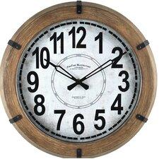 Rustic Vintage Clock Wayfair