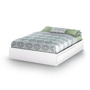 vito storage platform bed - Bed Frame Storage