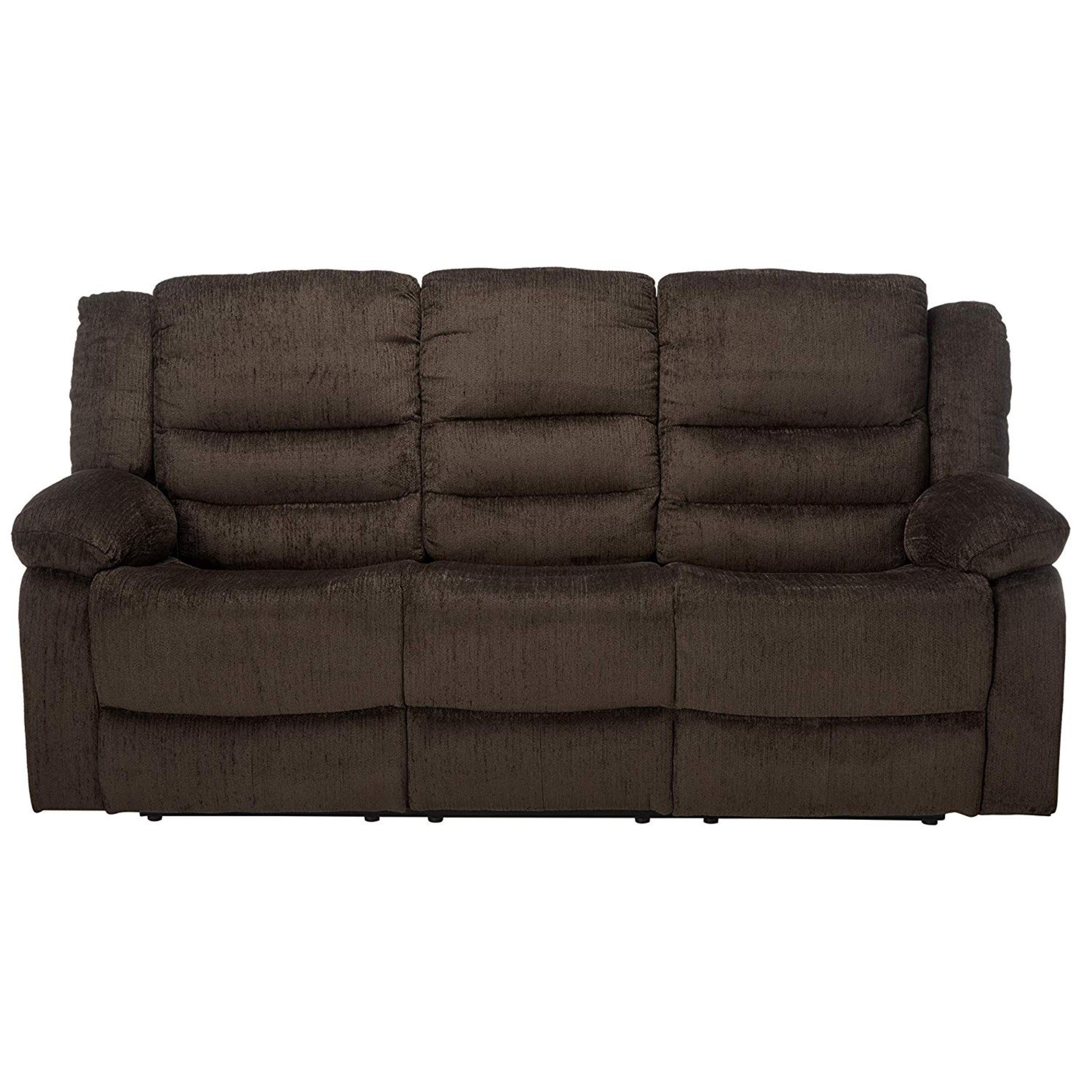 Mehdi Contemporary Reclining Sofa
