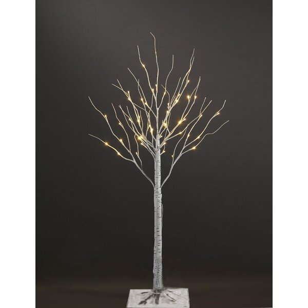 Patch Magic Artificial Birch Christmas Tree with 36 LED & Reviews ...