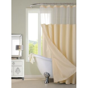 Modern Contemporary 108 Inch Wide Shower Curtain