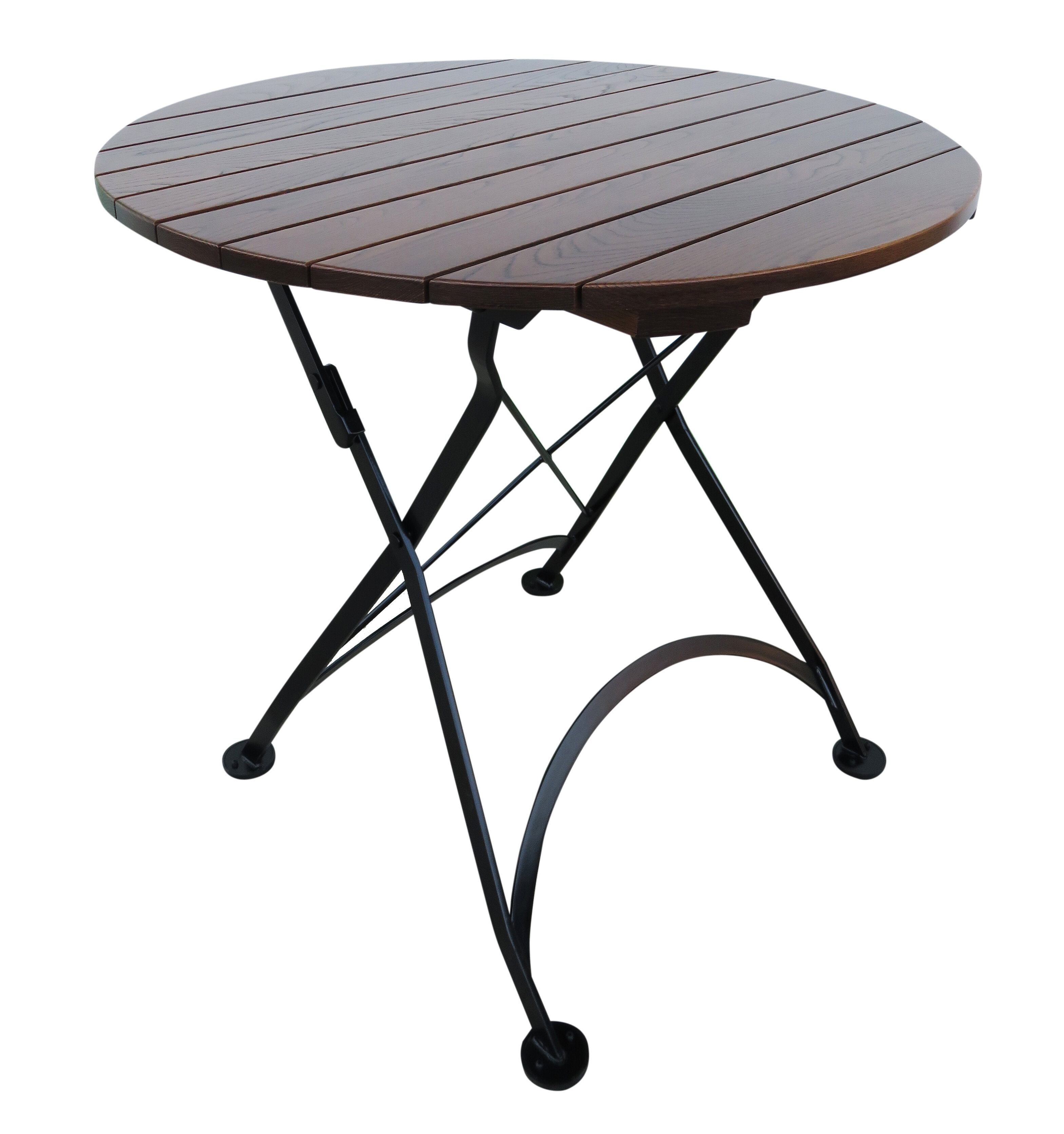 Furniture Designhouse French Café Bistro Folding Wood Table Wayfair