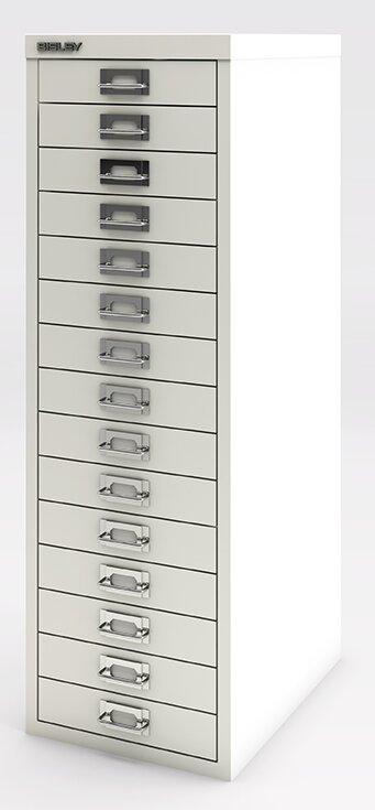 Retail 15 Drawer Filing Cabinet