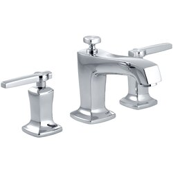 Bathroom Sink Faucet kohler margaux widespread bathroom sink faucet with lever handles