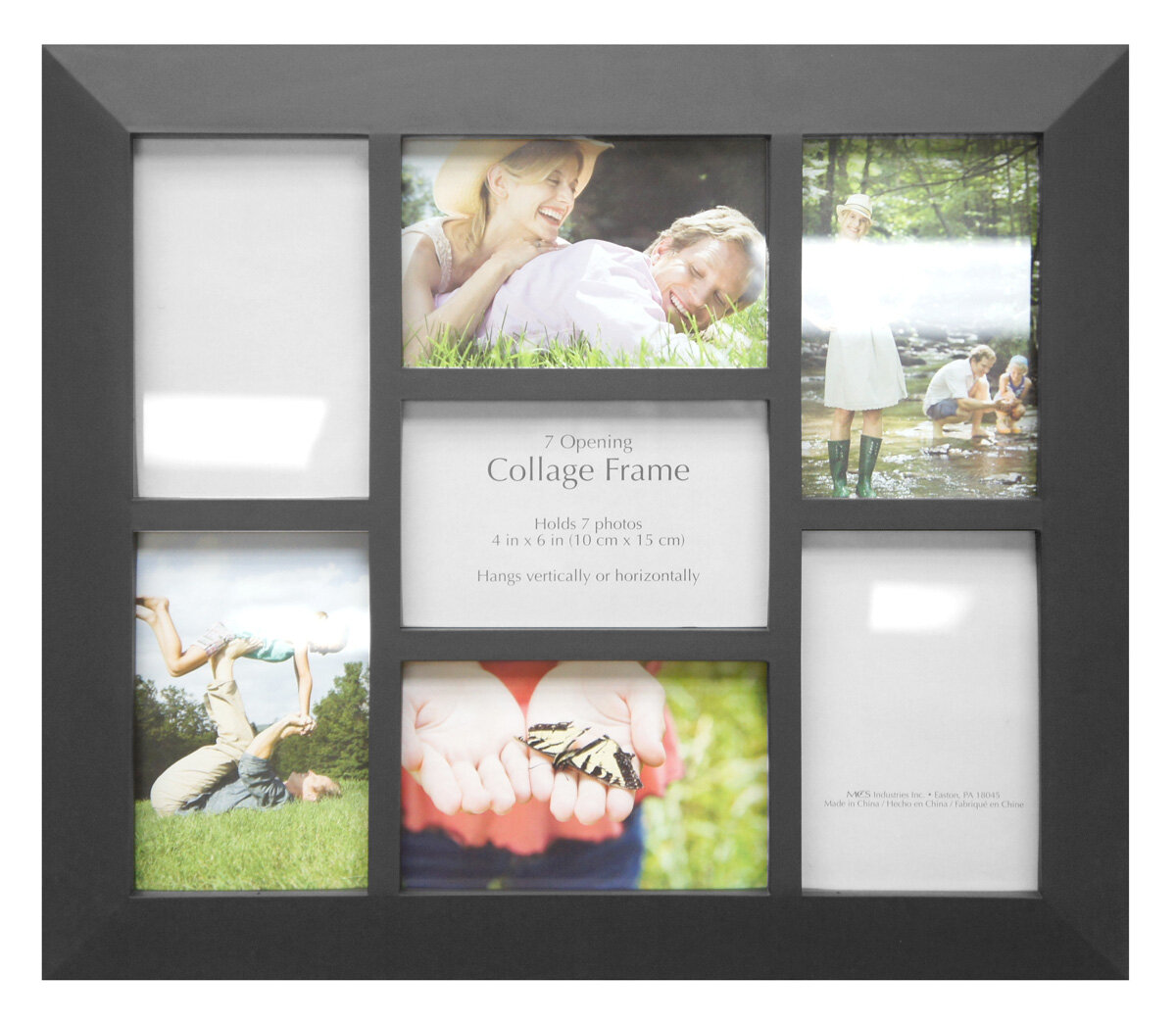 MCSIndustries Open Collage Picture Frame | Wayfair