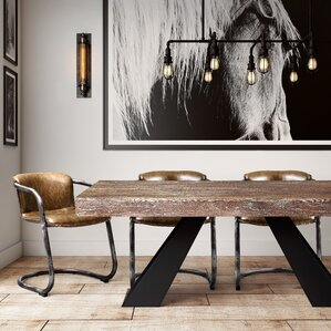 Warren Dining Table by 17 Stories