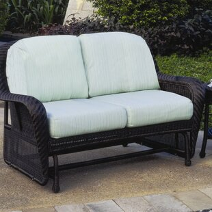 Outdoor Sofa Glider | Wayfair.ca