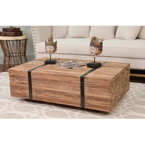 Adarissa Coffee Table by World Menagerie