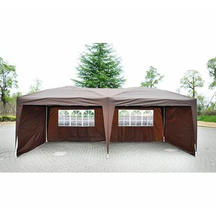 Quickview  sc 1 st  Wayfair & 10x20 Pop Up Canopy With Walls   Wayfair