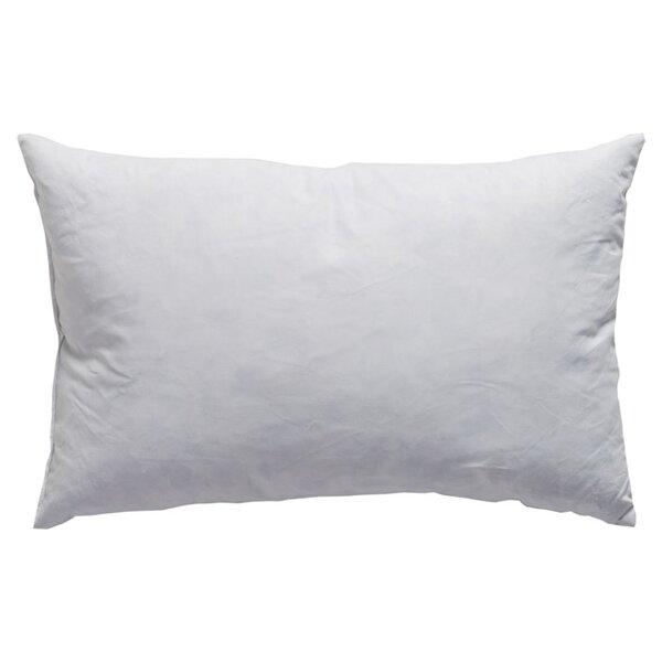 Modern Contemporary Newport Down Feather Pillows AllModern Magnificent Synthetic Vs Feather Pillow Inserts