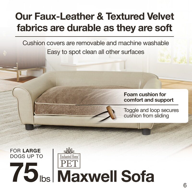 Lovelace Maxwell Dog Sofa