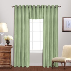 Powhatan Grommet Single Curtain Panel
