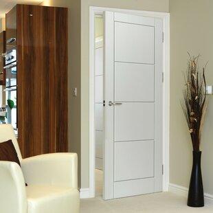 Quattro Hollow Panelled MDF Slab Internal Door & Internal Doors | Wayfair.co.uk