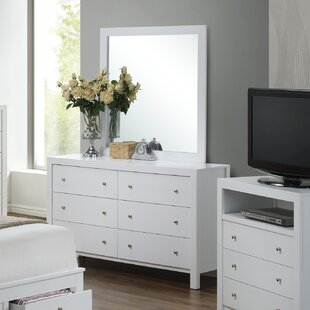 Sefton Dresser Mirror Wayfair