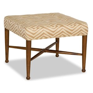 Clover Ottoman by Sam Moore