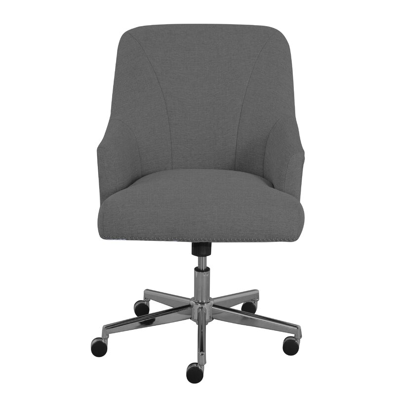 Exceptionnel Serta Leighton Mid Back Desk Chair