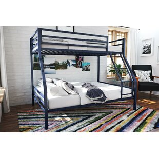 Navy Blue Bunk Bed Wayfair
