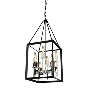 Haught 8 Light Lantern Pendant