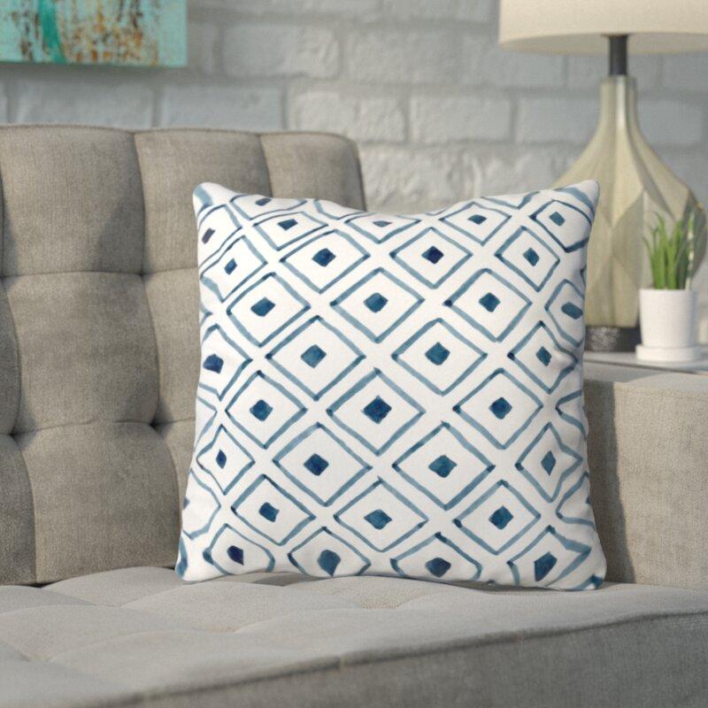 Mercury Row Irena Outdoor Throw Pillow
