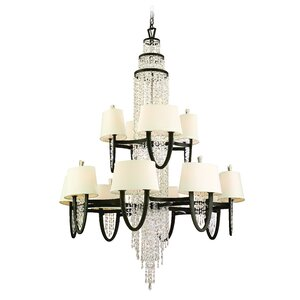 Viceroy 24-Light Crystal Chandelier