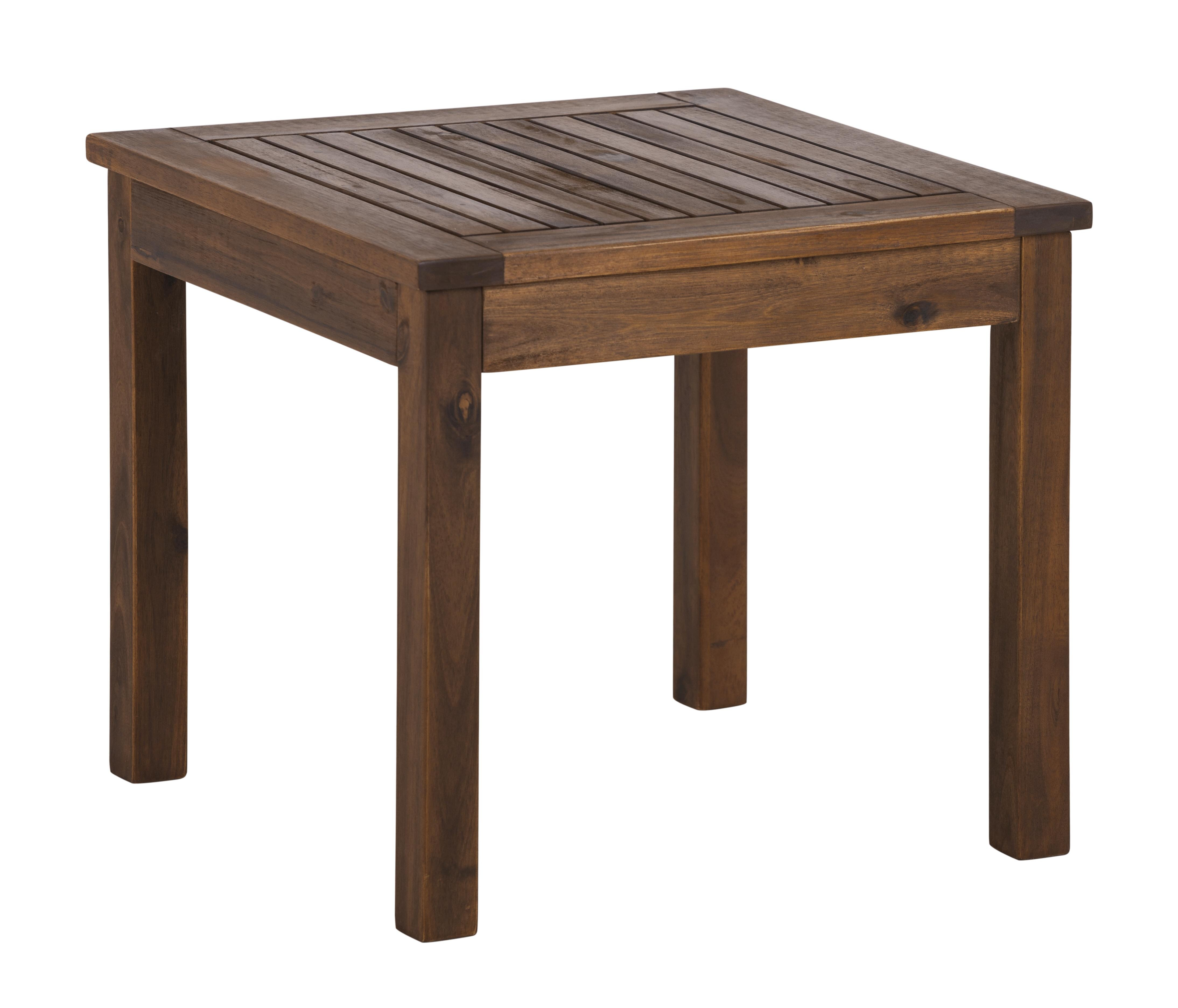 Ordinaire Union Rustic Luyster Wooden Side Table U0026 Reviews | Wayfair