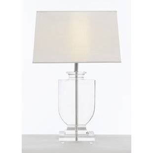 Crystal Table Lamps You\'ll Love | Wayfair