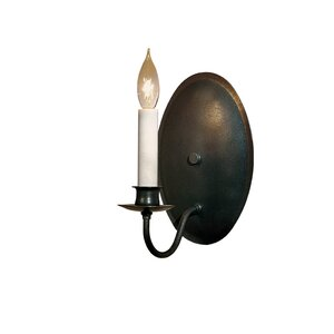 1-Light Candle Sconce