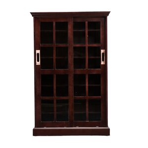 Sliding Door Media Cabinet by Darby Home Co