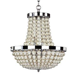 Boy nursery chandelier wayfair moscato 8 light chandelier aloadofball Image collections